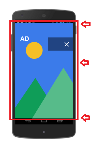 Turn ON Anchor and Vignette page level Ads at the same time